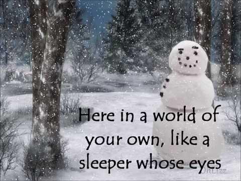 Genesis - Snowbound (lyrics)