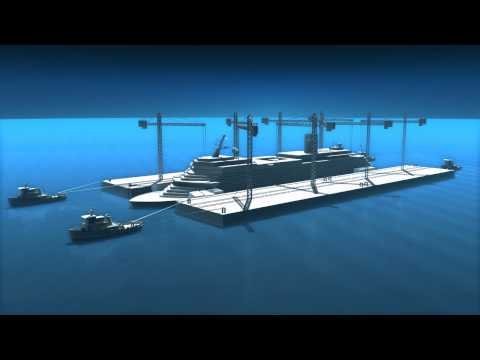 Costa Concordia salvage with FSRS