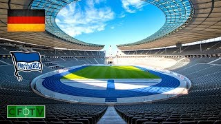 Olympiastadion berlin - hertha bsc