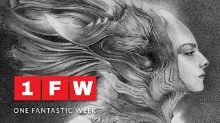 Allen Williams, Graphite Whisperer - One Fantastic Week 133