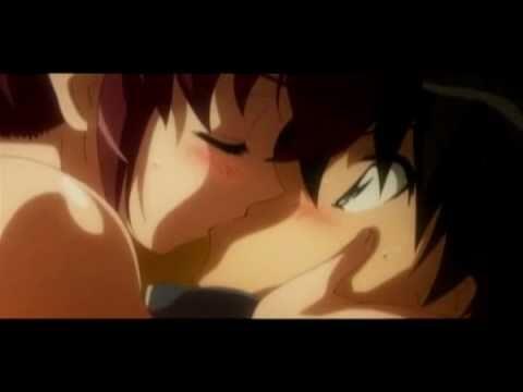 Zero no Tsukaima 2 - Saito and Henrietta ecchi scene
