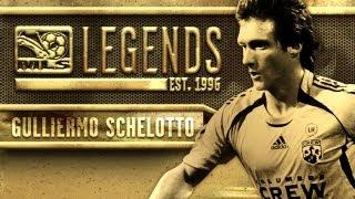 MLS LEGENDS | Guillermo Barros Schelotto