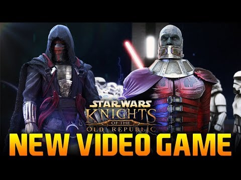 NEW KNIGHTS OF THE OLD REPUBLIC GAME? Star Wars KOTOR 3?