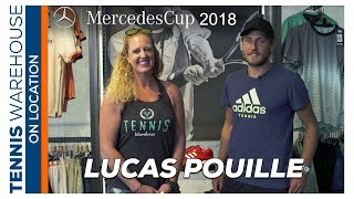 Tennis Warehouse Mercedes Cup: Off Court with adidas