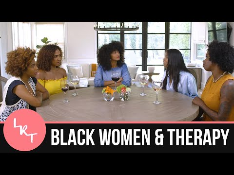 Black Women & Therapy | Ladies Round Table | A Black Love Series