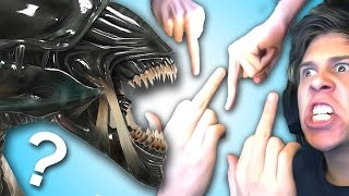 TE ODIO, TE ODIO, TE ODIO! | Alien Isolation
