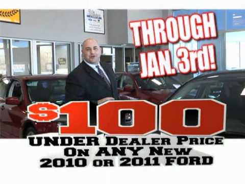 Uftring Ford - $100 Under Dealer Price
