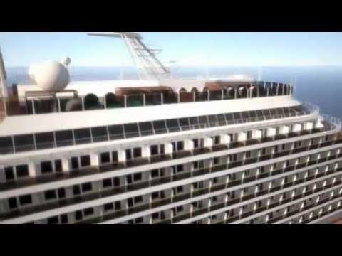 Carnival Breeze Virtual Tour - CruiseGuy.com - YouTube