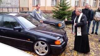 Szatan Mercedes c280 Air Ride Błogosławienie Gdańska Samochodówka
