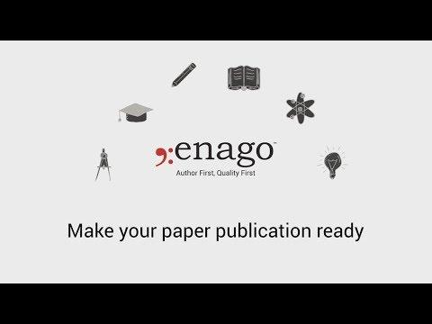 Academic English Editing and Manuscript Proofreading Company