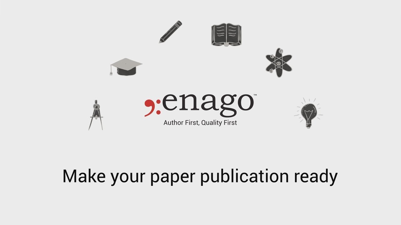 Academic English Editing and Manuscript Proofreading Company - Enago