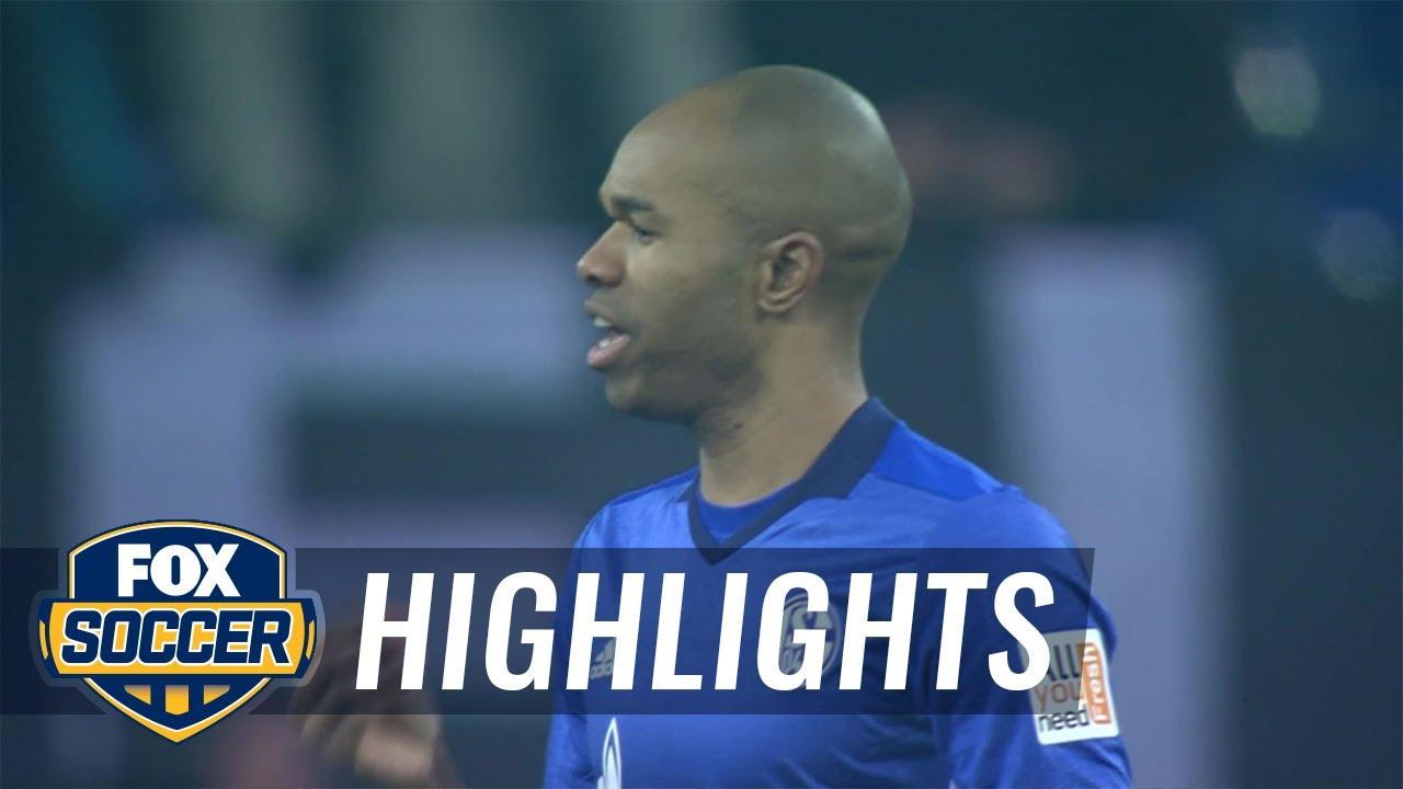 schalke hertha highlights