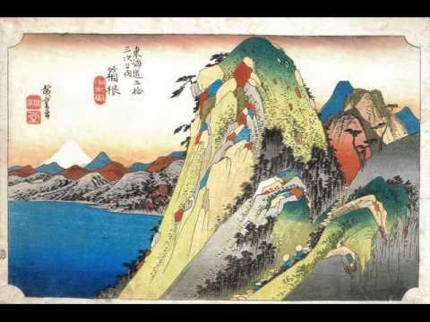 Ilustraciones y pinturas japonesas arte oriental for Musica orientale famosa