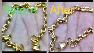 Cara Mudah Agar Perhiasan Emas Makin Berkilau