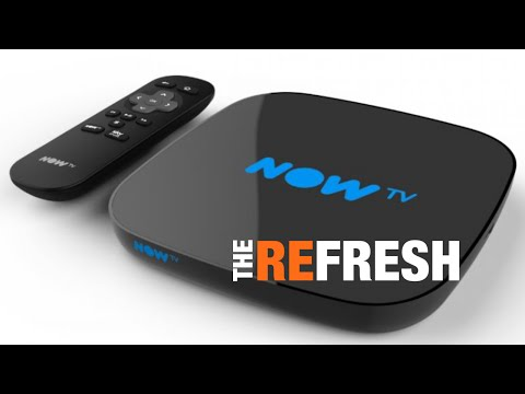 SKY's new NOW TV Box & Service Explained | The Refresh