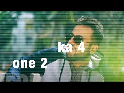 Download Rapper BabbaR | One 2 ka 4 [Lyrical video] | Latest RapSong 2018