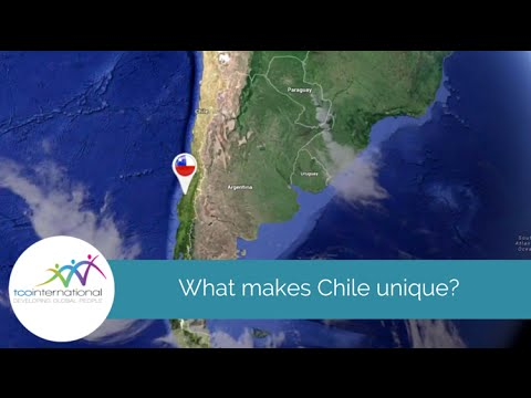 Cultural Diversity in Latin America (part 6) - What makes Chile unique?