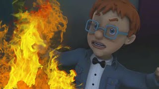 Strażak Sam ⭐️ Norman super szpieg! ️♂️ Nowe odcinki | Kreskówki dla dzieci