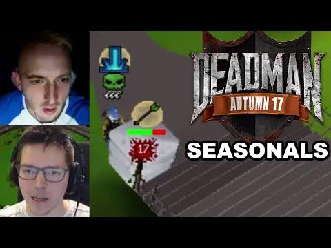 Deadman Mode Seasonals Pking #11 - Ft. Hyphonix, Monni, Mankedupmage