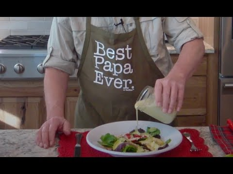 Salad Dressing, Tasting & Heart Healthy