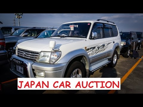 japan car auction 2000 toyota landcruiser prado tx lwb 3 0 turbo diesel youtube japan car auction 2000 toyota