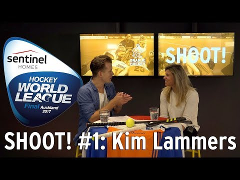 SHOOT! HWL #1 - Kim Lammers over goede start Oranje