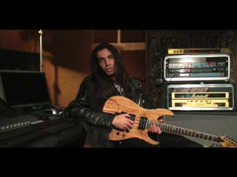 Ethan Brosh Out Of Oblivion Commercial George Lynch Greg Howe Mike Mangini Shred Guitar (Press HQ!)