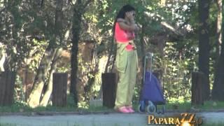 Paparazzo lov - Evo kako izgledaju muz i cerka od Vendi - (Tv Pink)
