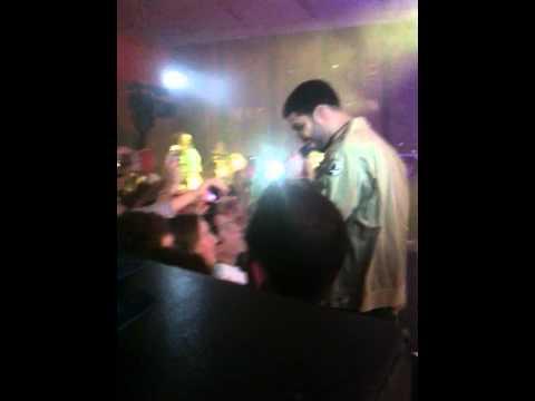 Drake Performance @ Jeff Zucker Event