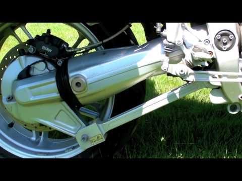 """""""Real"""" BMW Boxer Cup Racing Motorcycle (R1100s)"""