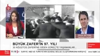 30 Ağustos Zafer Bayramı'nı bir de Sinan Meydan'dan dinleyin