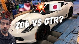 USA vs JAPAN dyno showdown! COPART RZR motor is TRASH