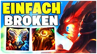 ANTI FUN CHAMP... BROKEN Warwick | Noway4u Highlights LoL