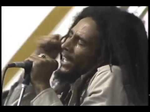 Cover Lagu Running Away - Bob Marley live at Amandla Festival of Unity, 1979 stafamp3