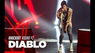 """Diablo  """"Personal Jesus"""" - Knockout - Round 2 - TVOI 2019"""