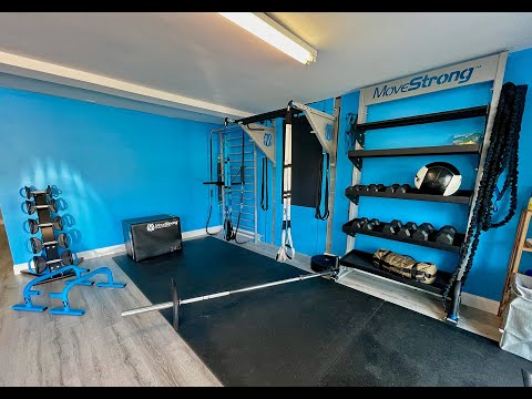 Personal Trainer Fitness Studio Design With MoveStrong
