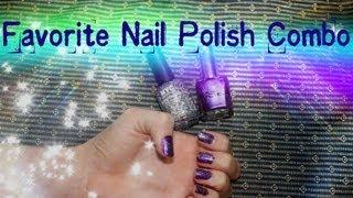 My Favorite Nail Polish Combo! Thumbnail