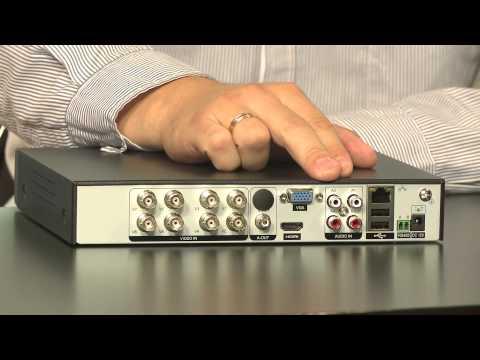 Обзор AHD-видеорегистратора 1080p CMD-DVR-AHD2108