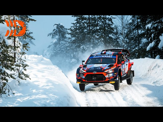 Arctic Rally Finland 2021 - Final Review