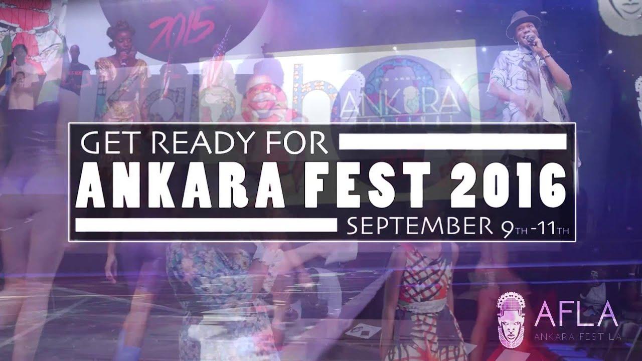 AFLA Ankara Festival  2016 PROMO
