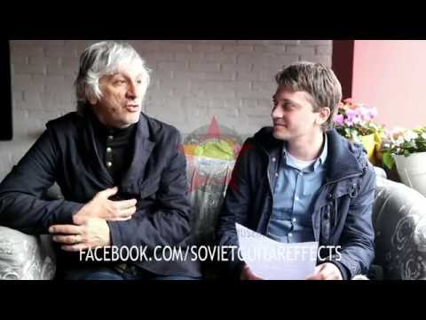 Interview with Lee Ranaldo 11.06.2016