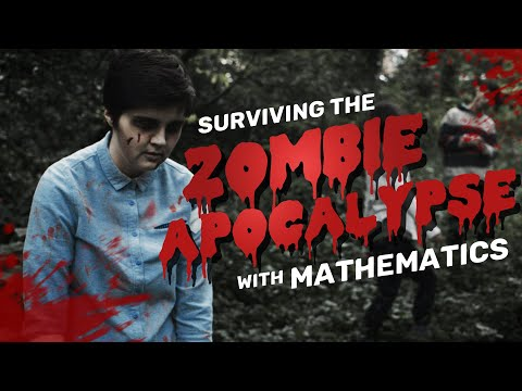 Surviving the zombie apocalypse with mathematics