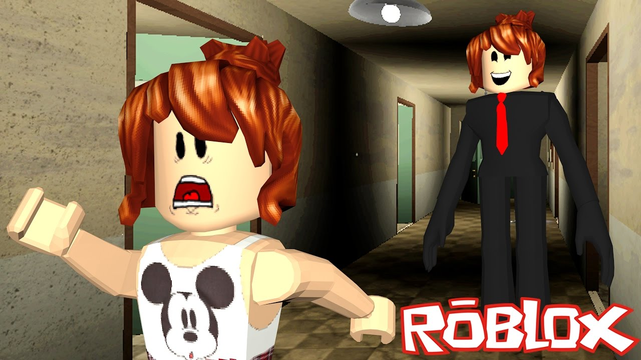 It Roblox Slender Stop