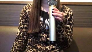 石野真子さんのめまいを歌ってみました!