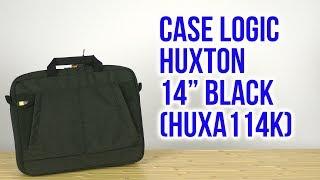 Розпакування Case Logic Huxton 14'' Black HUXA114K