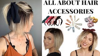 ALL ABOUT HAIR ACCESSORIES || Chloe Brown