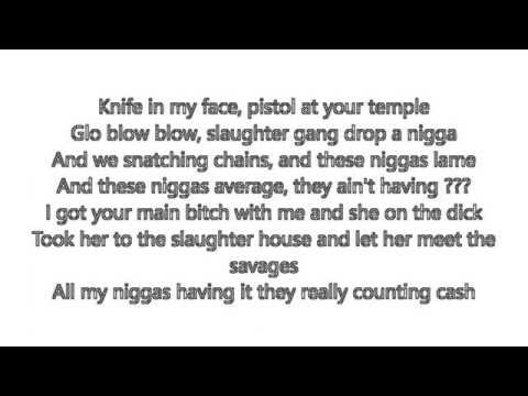 21 SavageDirty K lyrics