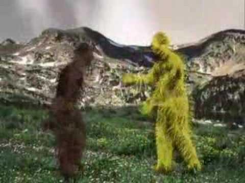 Bigfoot vs. Yeti | Doovi