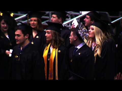 December 2017 Commencement Morning Ceremony - Appalachian State University