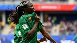 Cameroon qualify for knockout stages of Women's World Cup after defeating New Zealand